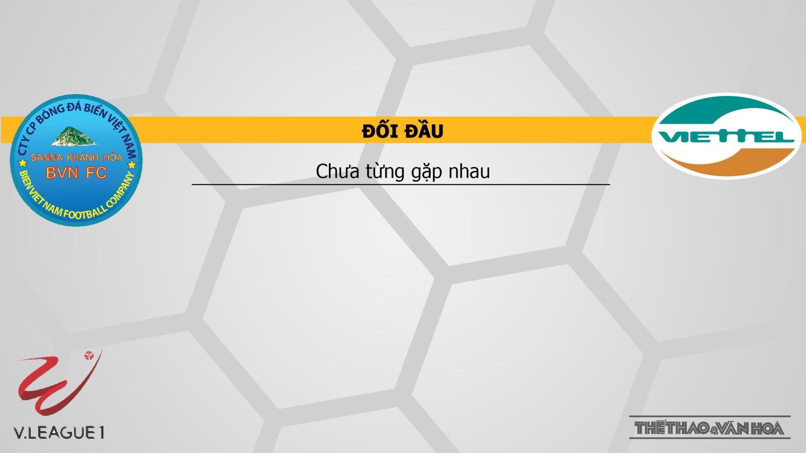 trực tiếp Khánh Hòa đấu với Viettel, Khánh Hòa, Viettel, trực tiếp Khánh Hòa vs Viettel, link xem trực tiếp Khánh Hòa vs Viettel, Khánh Hòa đấu với Viettel, bxh V League