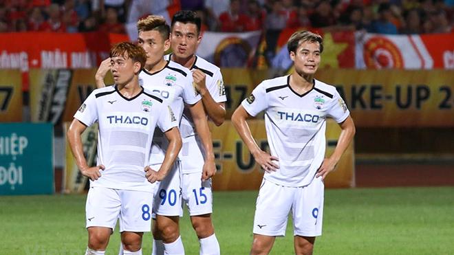 Trực tiếp bóng đá hôm nay: SLNA đấu với Sài Gòn, Hà Nội vs HAGL