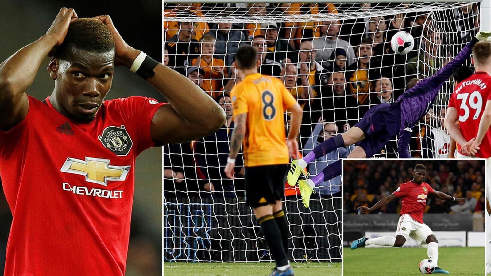 Tin bóng đá MU hôm nay 21/8: Rashford bị chỉ trích vì để Pogba đá 11m. Rojo sắp rời MU