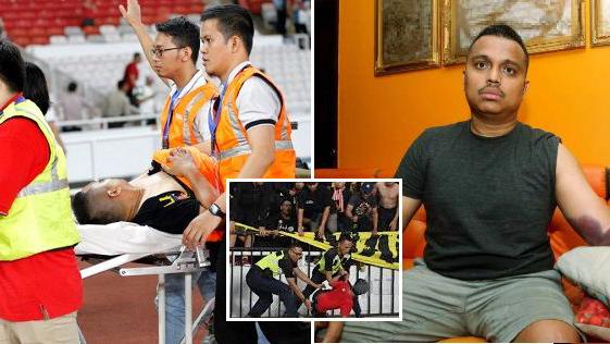 Indonesia, malaysia, bạo loạn, Bung Karno, vòng loại world cup 2022, lịch thi đấu bóng đá, bóng đá, indonesia vs malaysia, uae, tin bóng đá, malaysia vs uae