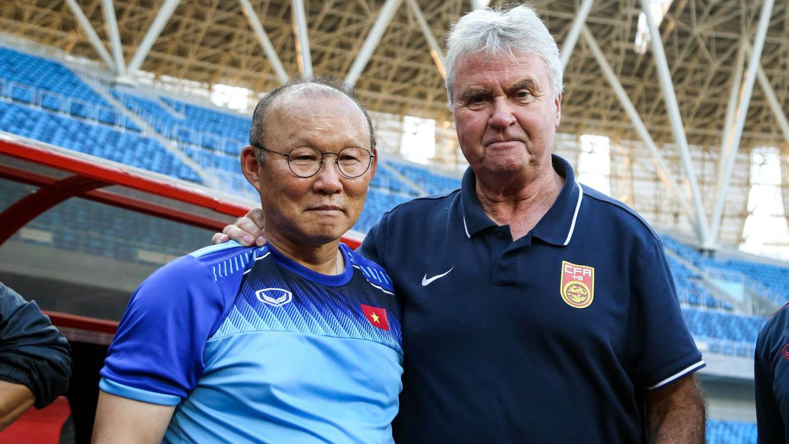Hiddink, Trung Quốc, Guus Hiddink, Park Hang Seo, trực tiếp bóng đá, truc tiep bong da, u22 việt nam, u22 trung quốc, u23 châu á 2020, olympic tokyo 2020