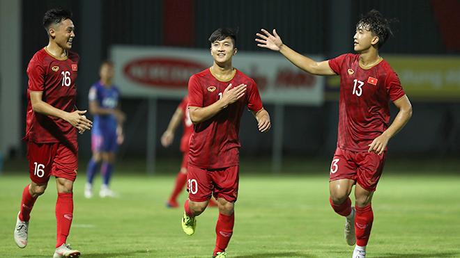 Trực tiếp bóng đá: U22 Việt Nam vs U22 Trung Quốc (17h00, 8/9). Trực tiếp VTC1, VTV6, VTV5, VTC3