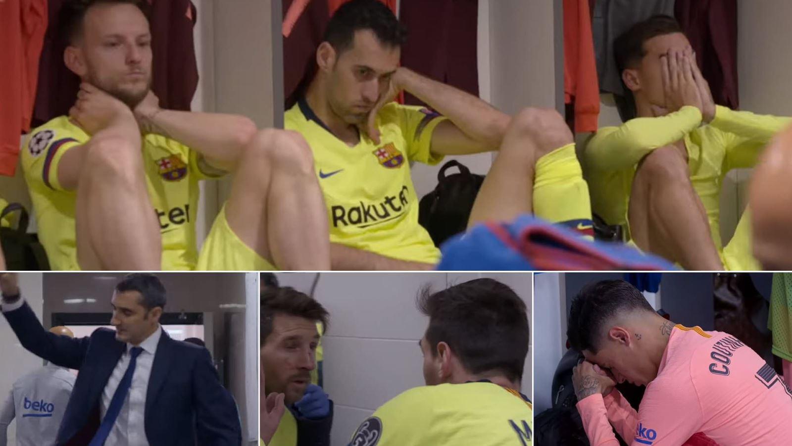 Barcelona, Liverpool, Champions League, phim tài liệu, Barcelona vs Liverpool, Liverool vs Barcelona, Liverpool ngược dòng, Liverpool 4-0 Barcelona