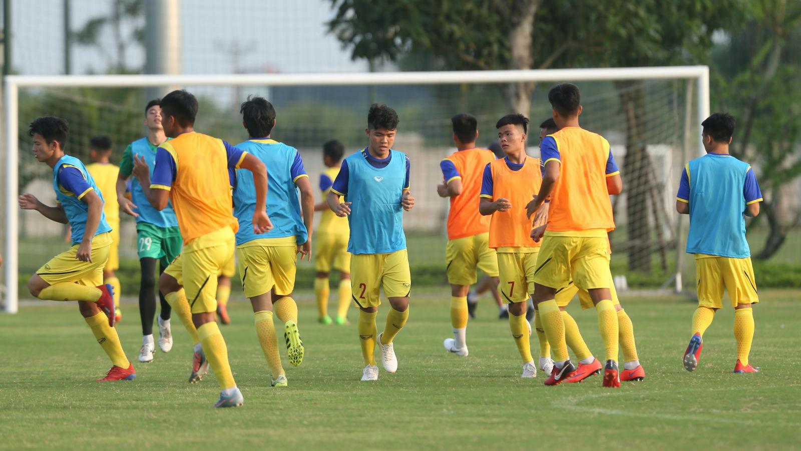 TRỰC TIẾP BÓNG ĐÁ: U19 Việt Nam vs U19 Mông Cổ (19h hôm nay), U19 châu Á 2020
