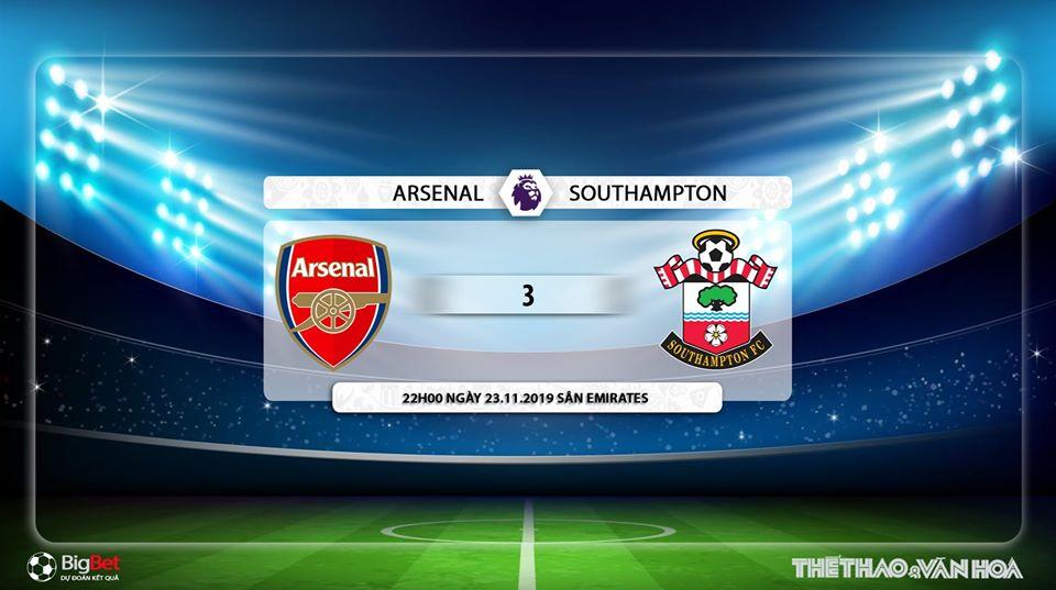 Arsenal vs Southampton , Arsenal, Southampton, soi kèo Arsenal vs Southampton, trực tiếp Arsenal vs Southampton, nhận định Arsenal vs Southampton , K+PC, K+PM