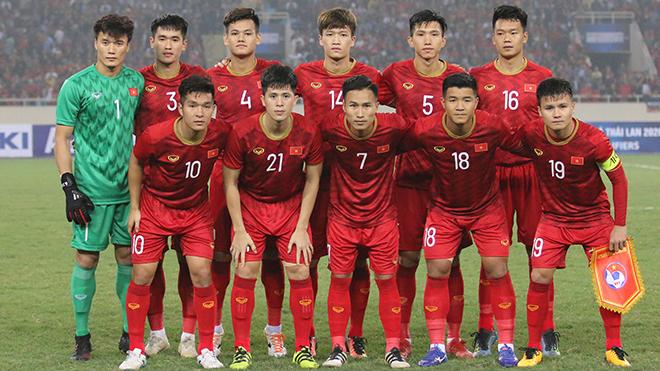 Lịch thi đấu U23 châu Á: VTV6 trực tiếp bóng đá U23 Việt Nam tại VCK U23 châu Á 2020