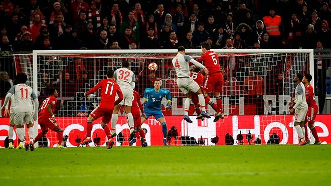 Bayern Munich 1-3 Liverpool (tổng 1-3): 'Hùm chết chẳng để lại da...'