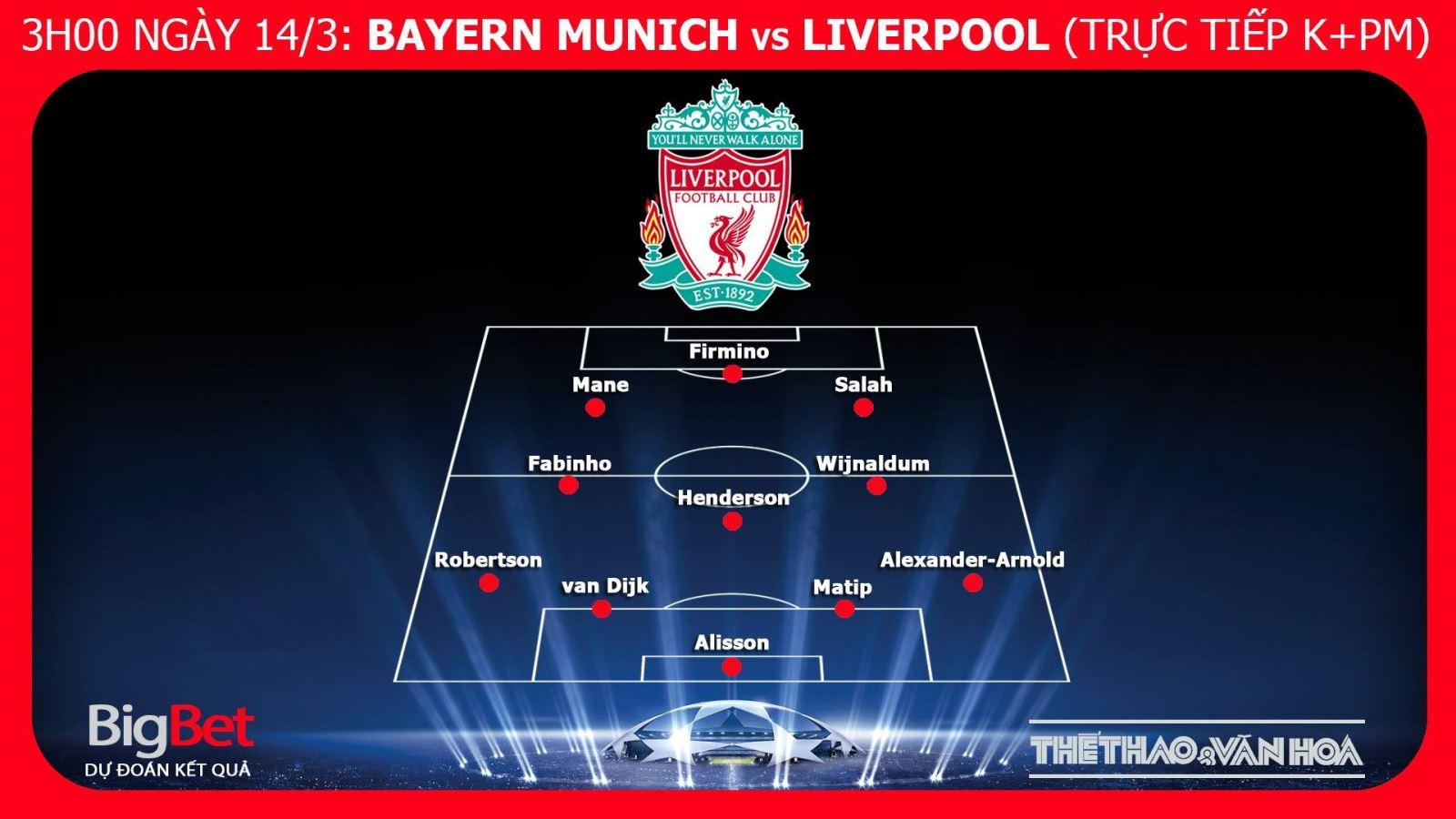 Bayern, Bayern Munich vs Liverpool, trực tiếp bóng đá, Bayern Munich vs Liverpool, truc tiep bong da, soi kèo Bayern Munich vs Liverpool, kèo Bayern Munich vs Liverpool, kèo bóng đá, nhận định Bayern Munich vs Liverpool, dự đoán bóng đá