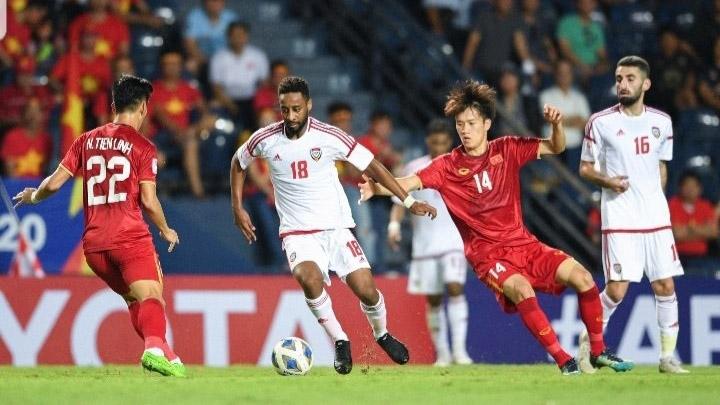 VTV6 trực tiếp bóng đá hôm nay: U23 UAE vs U23 Triều Tiên, Việt Nam và Jordan