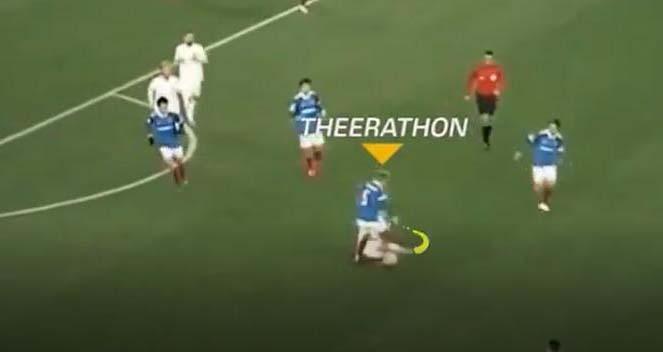 Theerathon Bunmathan, Theerathon, Bunmathan, Yokohama F. Marinos, Cúp C1 châu Á, AFC Champions League, Sydney FC, bóng đá, bong da, Thái Lan