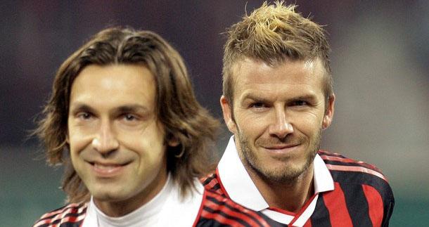 bóng đá, bong da hom nay, tin tức bóng đá, David Beckham, Andrea Pirlo, đá phạt trực tiếp, bong da