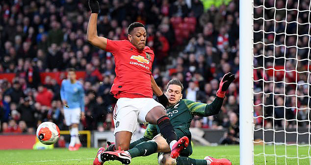 Anthony Martial, MU, manchester united, man city, bóng đá, kết quả bóng đá, lịch thi đấu, trực tiếp bóng đá