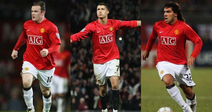 bóng đá, bong da, mu, manchester united, jadon sancho, anthony martial, marcus rashford, ronaldo, rooney, tevez