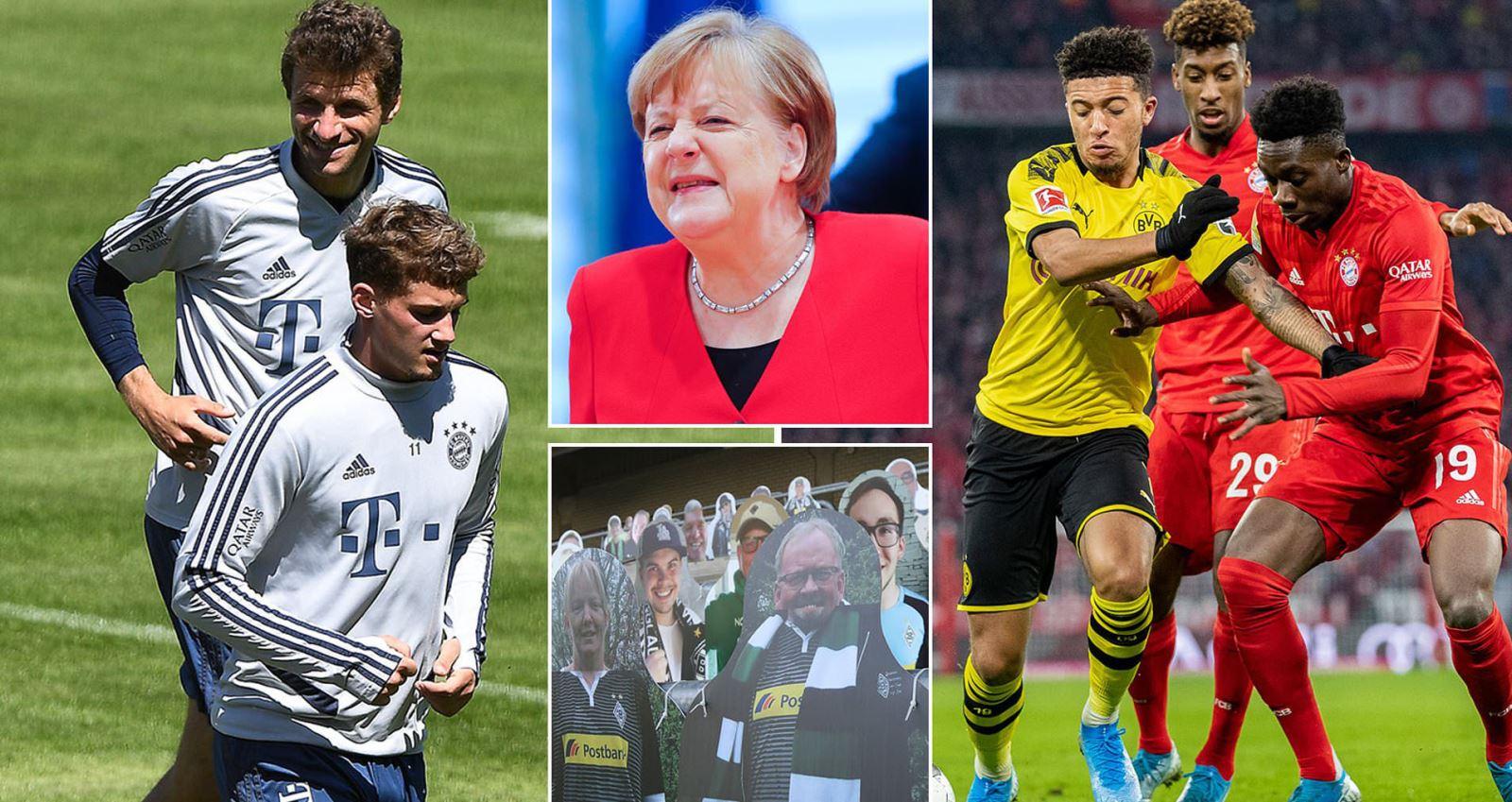 Tin tức bóng đá, Tin bóng đá, Bong da, Bao giờ Bundesliga trở lại, Bóng đá Đức, Bundesliga trở lại, Covid-19, bóng đá, bóng đá hôm nay, tin tuc bong da, Bayern, Dortmund