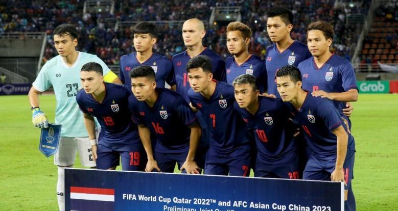 bóng đá, bong da, bong da hom nay, bóng đá hôm nay, FIFA, BXH FIFA, Thái Lan, Top 100, thái lan