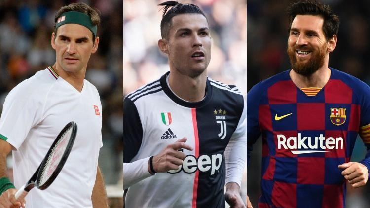 Vượt Messi và Ronaldo, Federer là VĐV có thu nhập cao nhất thế giới năm 2020