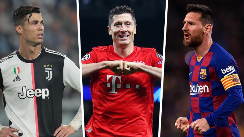 BÓNG ĐÁ HÔM NAY 18/05: Mục tiêu MU có thể giành QBV. Lewandowski sánh ngang với Messi và Ronaldo