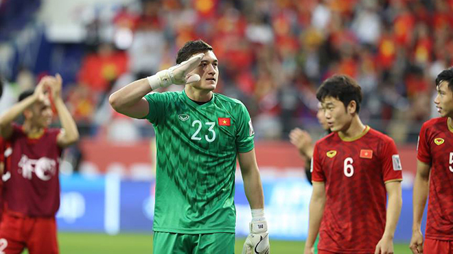 VIDEO: Đặng Văn Lâm và hành trình trở thành thủ môn số 1 Việt Nam