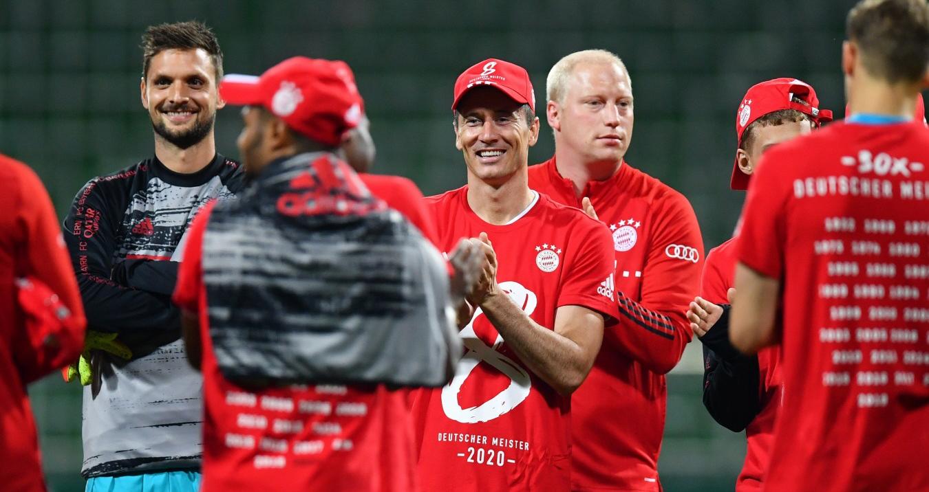 Bayern Munich, Bremen vs Bayern, Bayern vô địch Bundesliga, Lewandowski, Kqbd, video Bremen vs Bayern, kết quả bóng đá Đức, kết quả Bundesliga, kết quả bóng đá, bong da