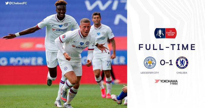 Ket qua bong da, VIDEO Leicester 0-1 Chelsea, Lịch thi đấu bán kết FA Cup, MU, kết quả tứ kết FA Cup, kết quả Chelsea, MU vs Chelsea, bán kết FA Cup, Arsenal vs Man City