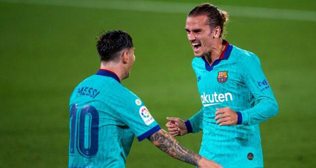 Ket qua bong da, Villarreal 1-4 Barcelona, kết quả bóng đá Tây Ban Nha, video clip bàn thắng Villarreal 1-4 Barcelona, bảng xếp hạng bóng đá Tây Ban Nha, BXH La Liga