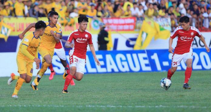 Truc tiep bong da, BĐTV, TPHCM vs Bình Dương, Bóng đá Việt Nam, Kèo nhà cái, trực tiếp bóng đá V-League 2020, trực tiếp TPHCM đấu với Bình Dương, xem trực tiếp Vleague