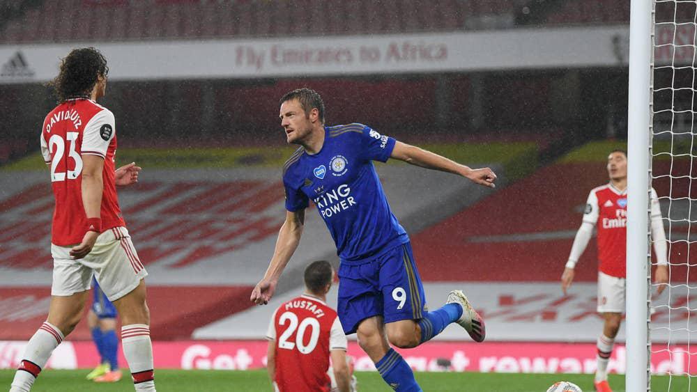 Arsenal 1-1 Leicester: Leicester xuống thứ 4, cơ hội cho MU