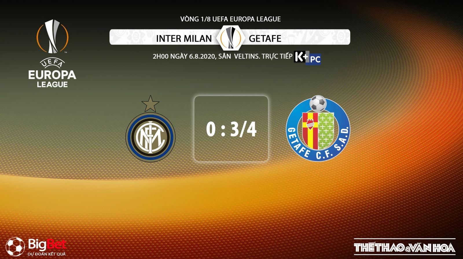 Inter Milan vs Getafe, Inter, Getafe, soi kèo Inter Milan vs Getafe, nhận định, kèo bóng đá, soi kèo bóng đá, soi kèo