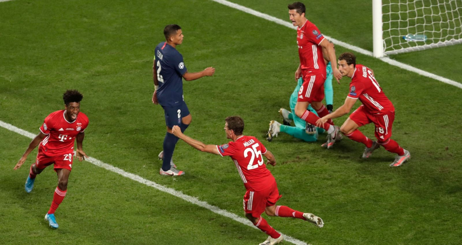 Ket qua bong da, PSG 0-1 Bayern Munich, Kết quả chung kết cúp C1 châu Âu, kết quả Bayern Munich đấu với PSG, Kết quả chung kết cúp C1, Bayern vô địch Champions League