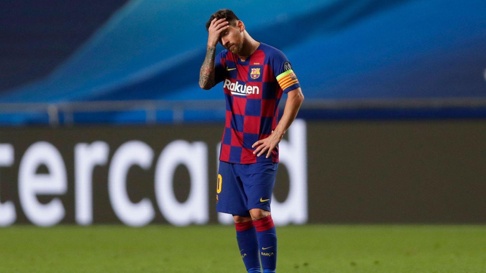 Lộ nội dung bản fax Messi gửi tới Barcelona
