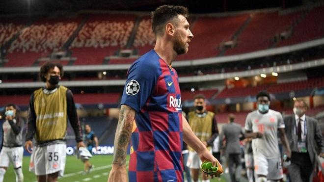 Tương lai nào cho Messi: PSG, Juventus hay Inter Milan?