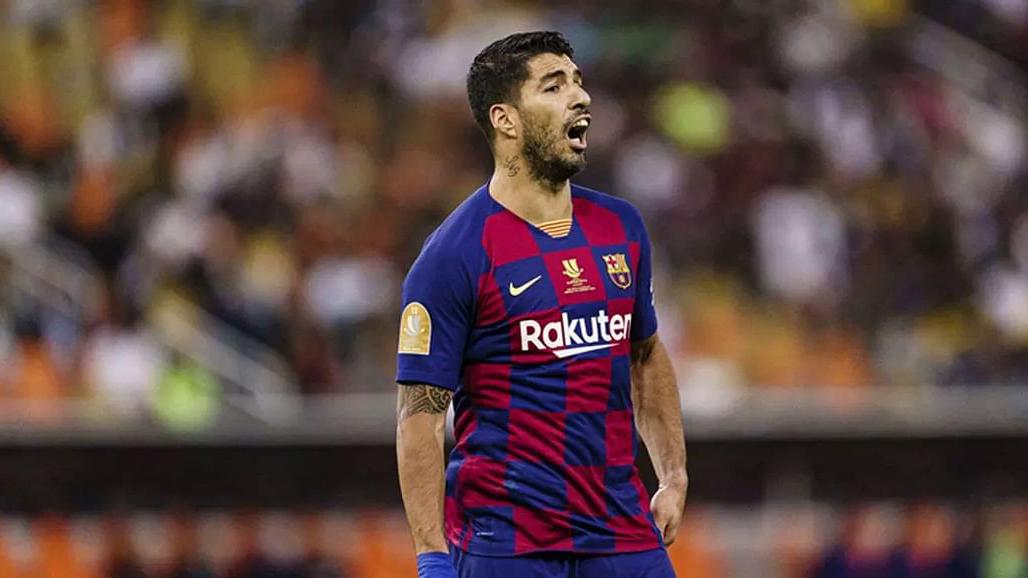 Luis Suarez tức giận vì bị ngăn sang Atletico, Barca phải xuống nước