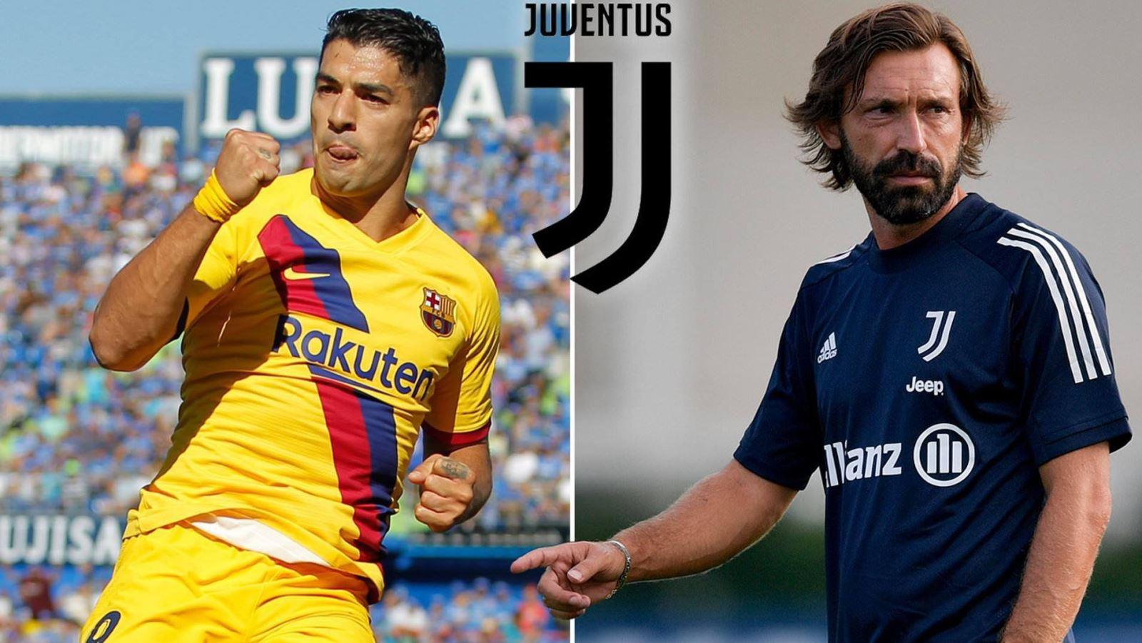 Sắp sang Juventus, Luis Suarez phải tập một mình ở Barcelona