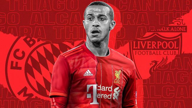 Bóng đá hôm nay 17/9: Liverpool đạt thoả thuận mua Thiago. Lộ lý do MU không chiêu mộ Bale