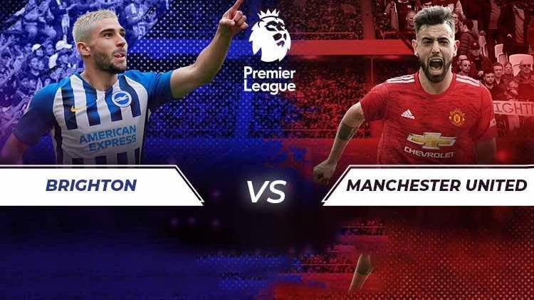 Trực tiếp Brighton vs MU. K+PM Trực tiếp bóng đá Ngoại hạng Anh. Link xem trực tiếp MU