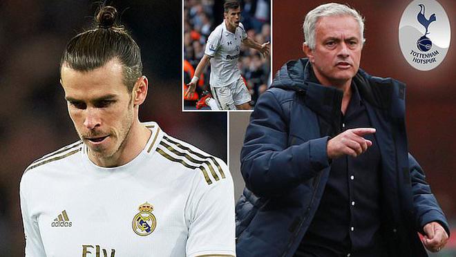 Chiêu mộ Gareth Bale, Tottenham đã chịu cúi đầu trước Mourinho
