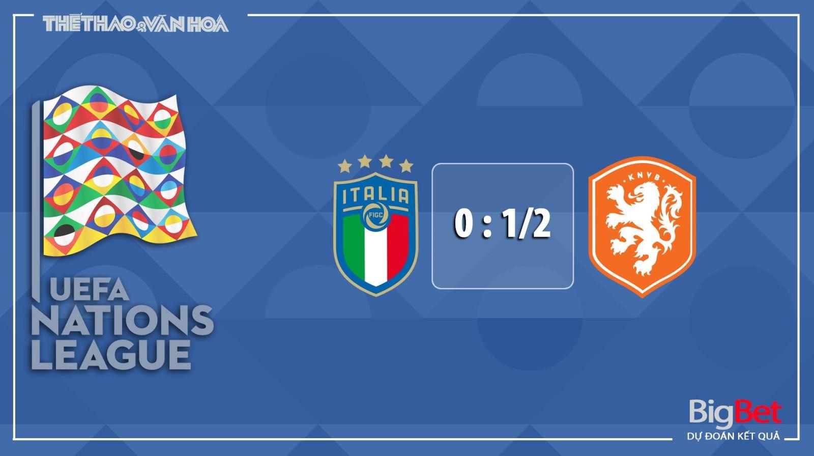 Italy vsHà Lan, Italy, Hà Lan, trực tiếp Italy vsHà Lan, so kèo Italy vsHà Lan, nhận định Italy vsHà Lan, kèo bóng đá Italy vsHà Lan