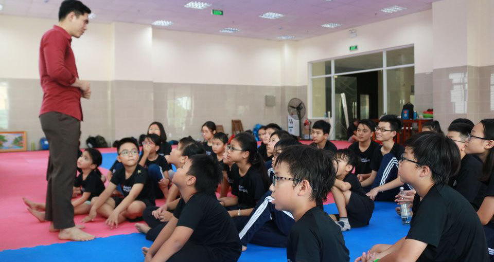 Saigon Kid Warriors, võ thuật, Boxing, Judo, Taekwondo, Muay, Vovinam