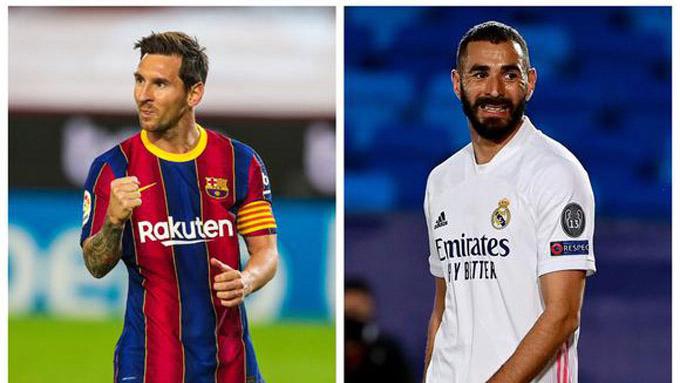 Kết quả bóng đá Barcelona 1-3 Real Madrid: Messi tịt ngòi, Barca gục ngã ở 'Kinh điển'