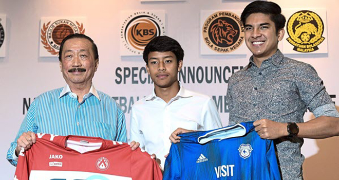 malaysia, bóng đá, bóng đá hôm nay, Safawi Rasid, Portimonense, AFF Cup, SEA Games, lịch thi đấu bóng đá