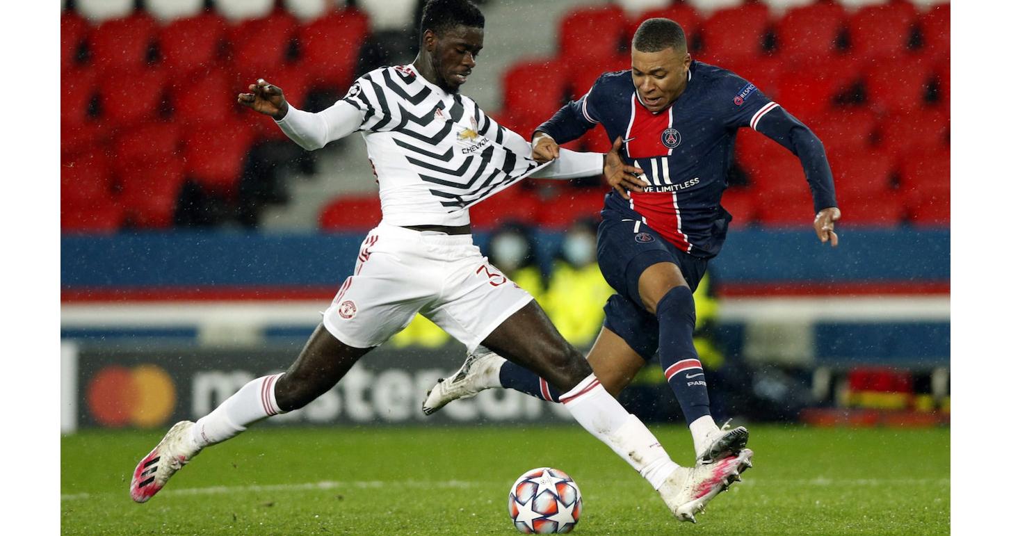 MU, PSG 1-2 MU, video clip PSG 1-2 MU, Vòng bảng cúp C1 châu Âu, Kết quả bóng đá MU đấu với PSG, Kết quả bóng đá cúp C1, Man United vs PSG, Rashford, Axel Tuanzebe