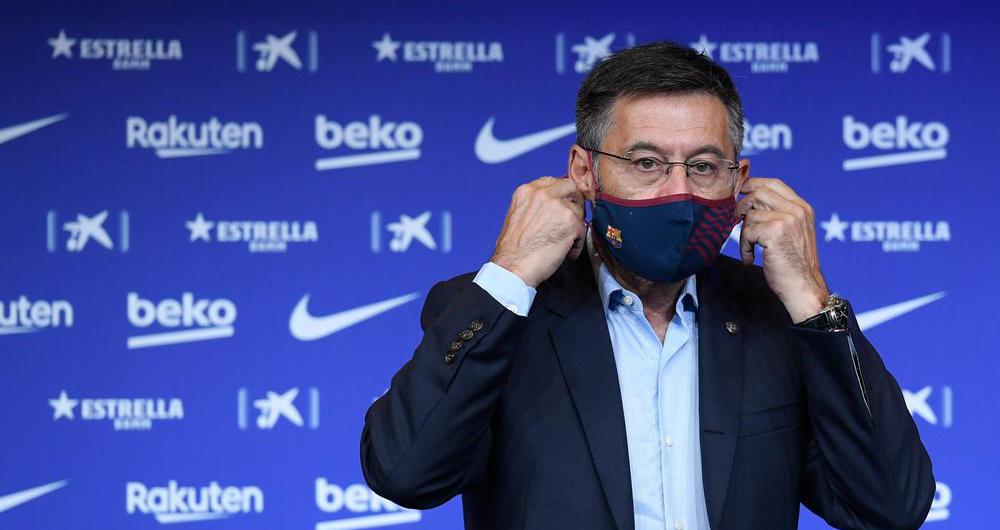 Barcelona, Bartomeu, Chủ tịch Barca từ chức, Bartomeu từ chức, Bartomeu rời khởi Barcelona, tin bóng đá Tây Ban Nha, tin tức bóng đá barca, Barca chia tay Bartomeu