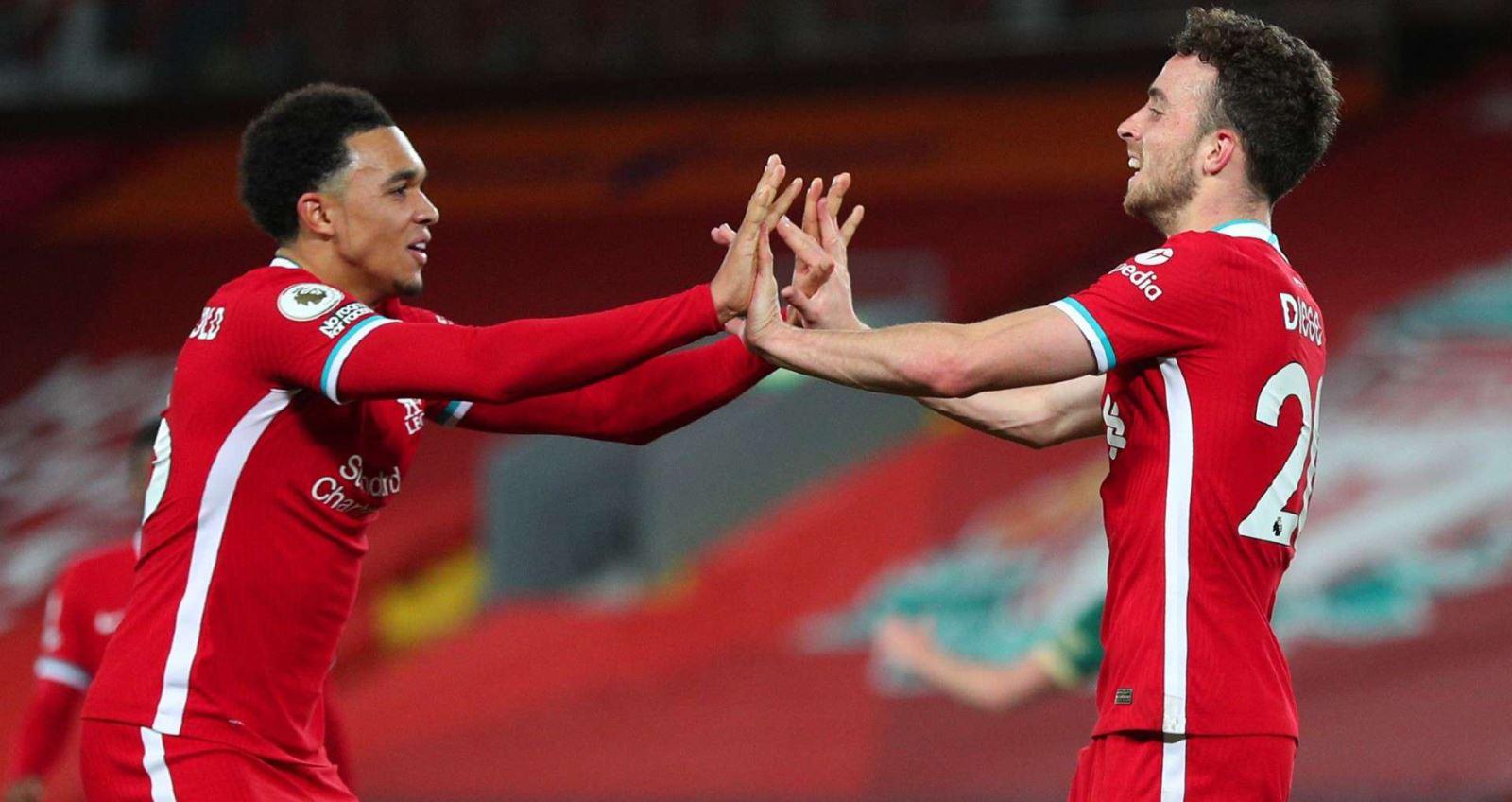 Trent Alexander-Arnold, ket qua bong da, Liverpool 2-0 Midtjylland, kết quả bóng đá cúp C1 châu Âu, kết quả Liverpool vs Midtjylland, kết quả Liverpool, kết quả Champions League