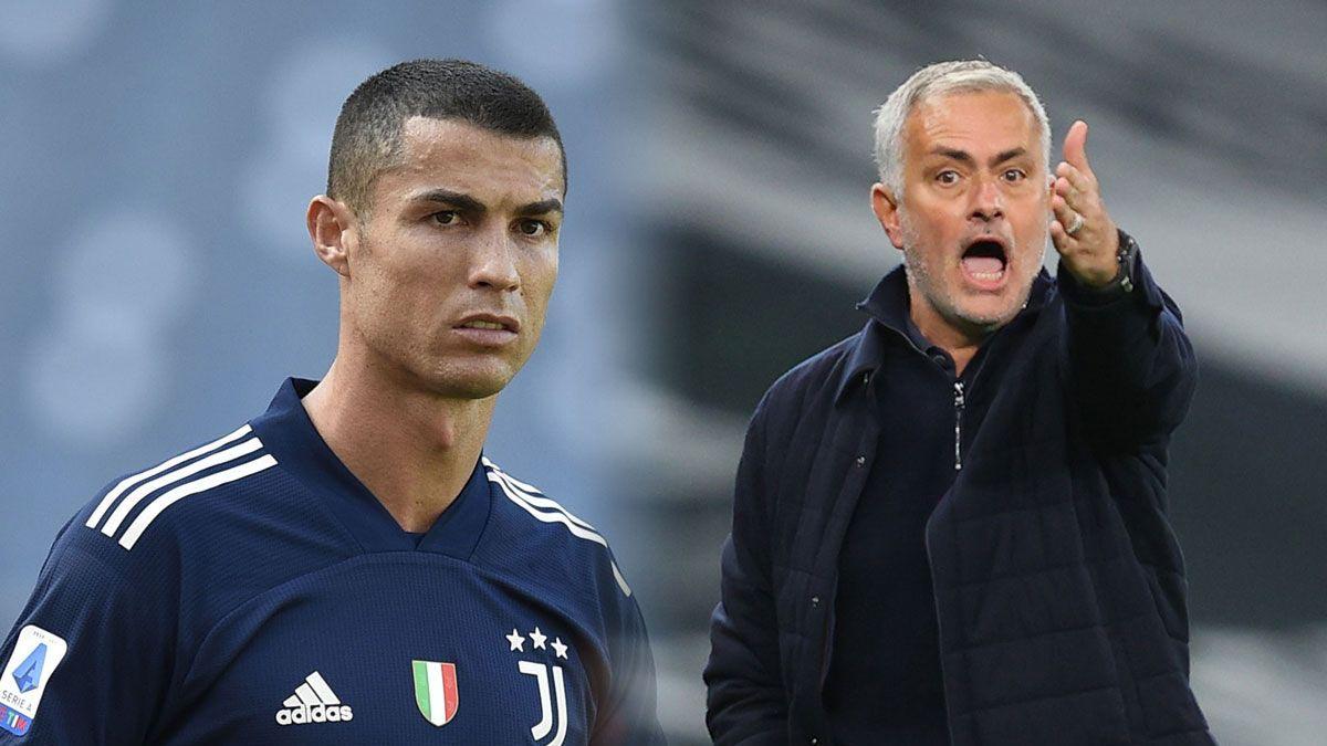 Ronaldo và Mourinho từng cãi nhau tới mức suýt ẩu đả ở Real