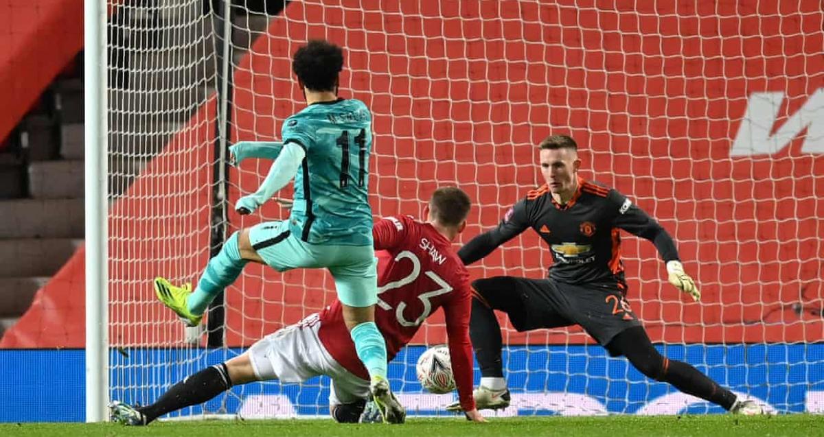 Liverpool, MU 3-2 Liverpool, MU, Liverpool bị MU loại ở FA Cup, Klopp, Liverpool vs Tottenham, kết quả bóng đá Anh, kết quả MU đấu với Liverpool, kết quả cúp FA vòng 4