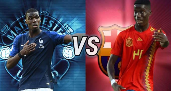 Ilaix Moriba, barcelona, mu, manchester united, bóng đá, trực tiếp bóng đá, lịch thi đấu bóng đá