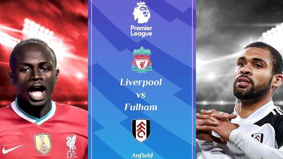 Trực tiếp bóng đá Anh hôm nay: Liverpool vs Fulham (21h00, 07/03)