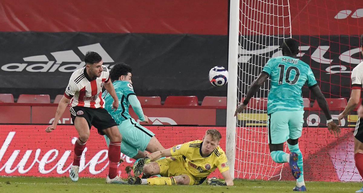 Sheffield 0-2 Liverpool, Liverpool, Kết quả bóng đá Anh, Bảng xếp hạng Ngoại hạng Anh, bxh bóng đá Anh mới nhất, kết quả liverpool đấu với Sheffield