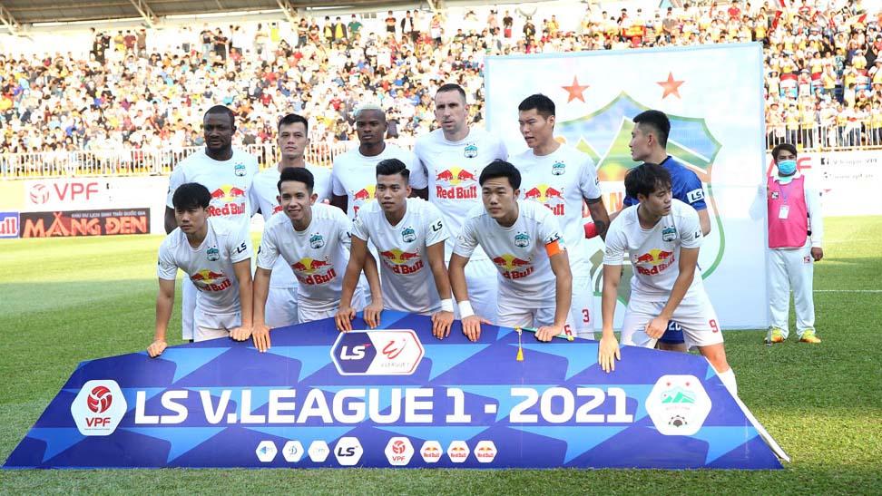 Cuộc đua vô địch V-League: HAGL sẽ vô địch lượt đi. Hà Nội lâm nguy
