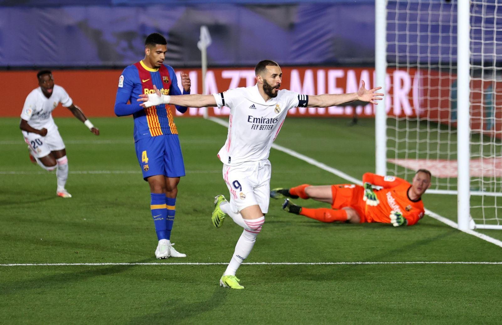 Kết quả bóng đá, Real Madrid vs Barcelona, Kết quả La Liga, BXH La Liga, Kqbd, kết quả Real Madrid vs Barcelona, Barcelona đấu với Real Madrid, Kinh điển, El Clasico